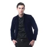 Beli Alphawear Navy Skinny Fit Blazer Sde Murah Di Di Yogyakarta
