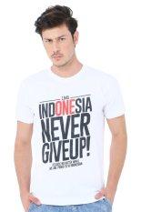 Diskon Crows Denim Tshirt Full Metal Spirit Nasionalis Indonesia