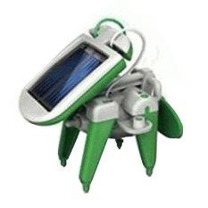CSL Robot Solar 6 in 1 - Edukasi Merakit Robot