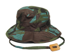 D & D Fashion Unisex  Jungle Hat / Topi Rimba Dewasa Motif Army – Variasi 3