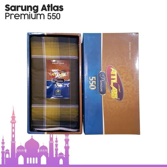 (BAYAR DITEMPAT) GROSIR SARUNG ATLAS PREMIUM 550 PREMIUM ASLI - ISI 10 PCS / PREMIUM / SONGKET / JAGUAR / IDAMAN