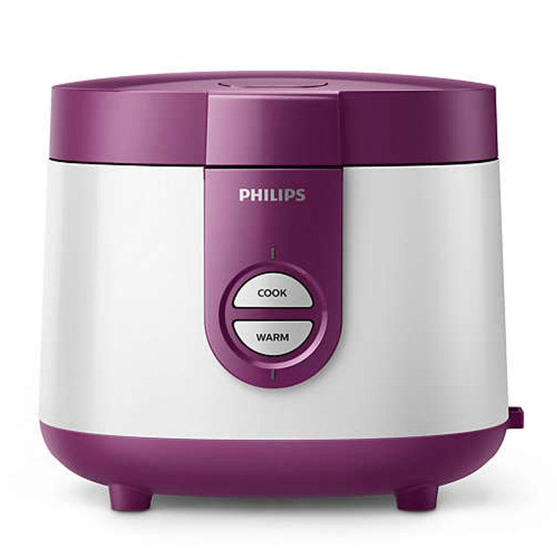 Philips Daily Collection Rice Cooker 1L - HD3116/30 FREE LOCK & LOCK