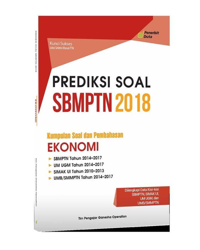 Prediksi Soal Sbmptn 2018 Kumpulan Soal Dan Pembahasan Ekonomi Lazada Indonesia