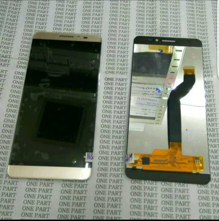 LCD TOUCHSCREEN COOLPAD MAX A8 ORIGINAL