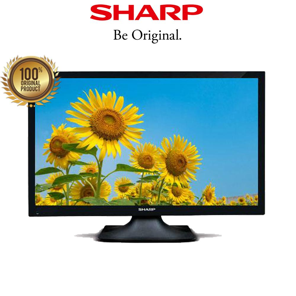 SHARP LC-24SA4000i Aquos Televisi LED [24] NEW (FREE PACKING KAYU)