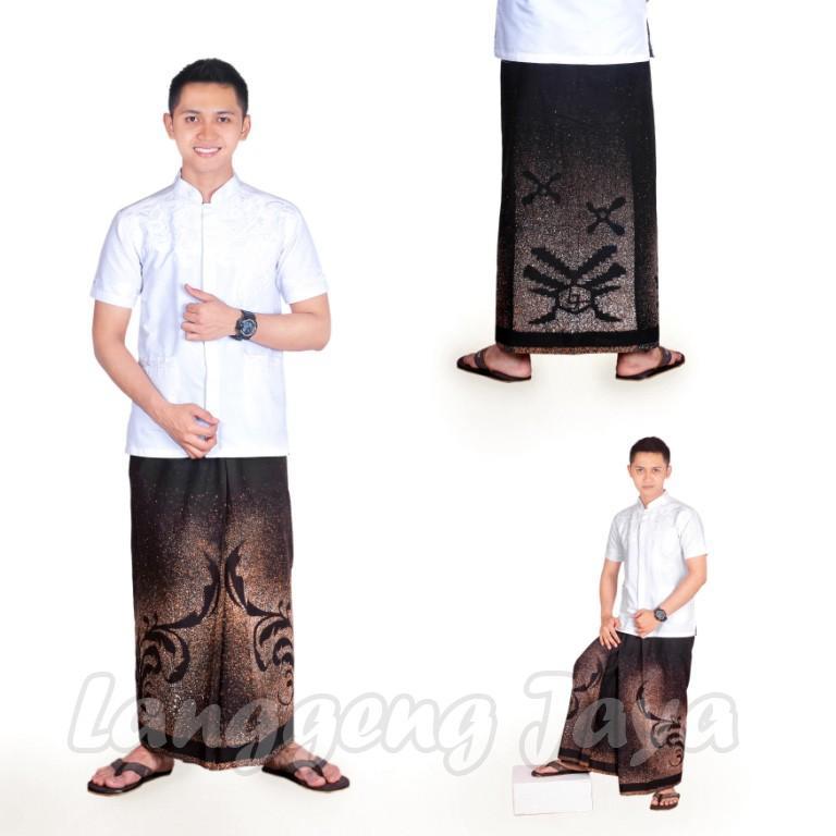 Sarung Batik Cap Motif Grembyong - Sarung Batik Tulis Cap - Azzahir Gus Azmi Syubanul Mustimin