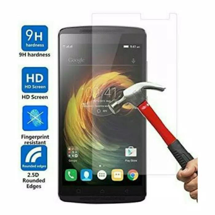 Tempered Glass LENOVO K4 NOTE A7010 Anti Gores Kaca Screen Protector
