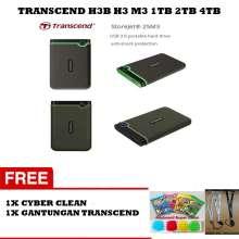 hardisk eksternal TRANSCEND 2TB 25M3 antishock