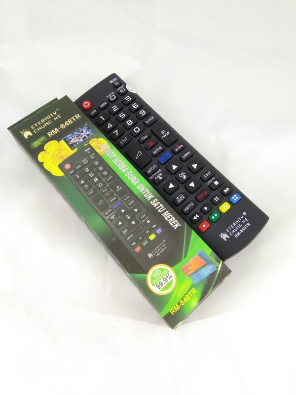 Remot Remote TV LG LCD LED Smart TV 3D Plasma Multi Universal