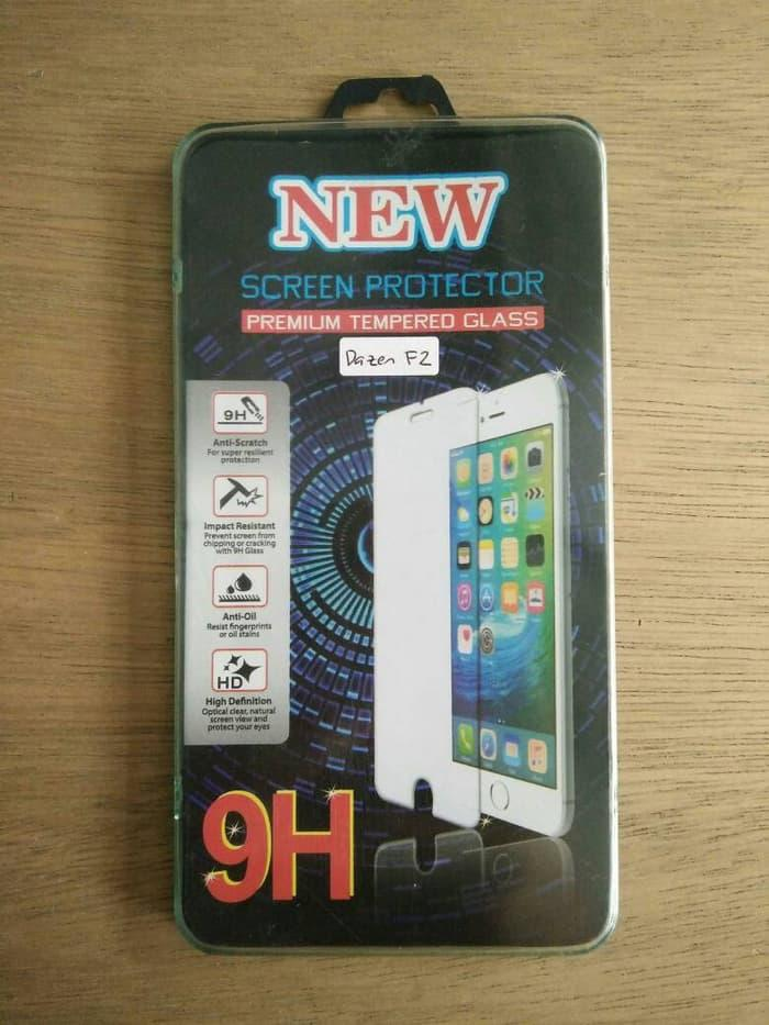 Premium Tempered Glass - Coolpad Dazen F2