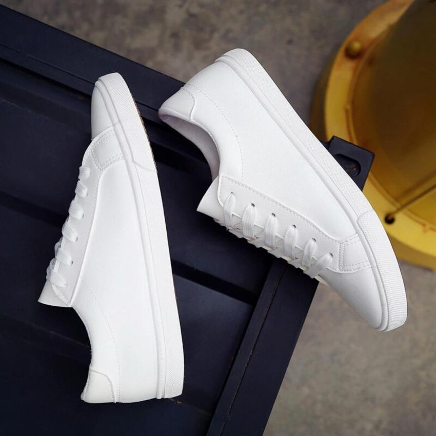 Gific sepatu wanita kets sk109 - putih