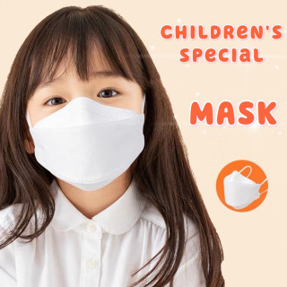 Kittool 1 10Pcs Trẻ Em KF94 Mặt Nạ Full Khuôn Mặt Shield Khẩu Trang Bảo Vệ Chống Sương Mù Và Thoáng Khí Chống Bụi Miệng, Vải Thân Thiện Với Da Faceshield Bảo Vệ Sức Khỏe Cách Ly thumbnail