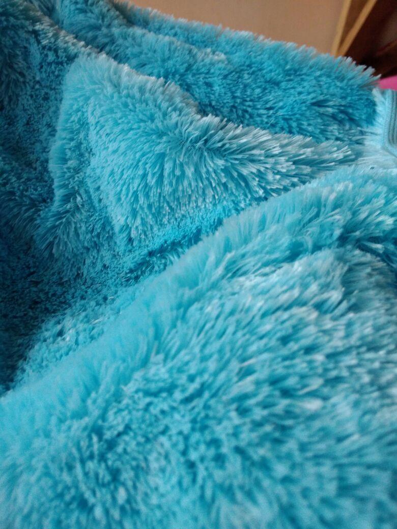 Kain Bulu Rasfur / Kain Bulu Boneka L155 x P100
