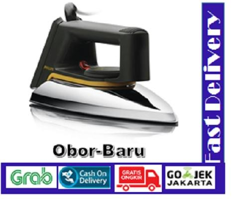 Philips Dry Iron HD1172 - Abu-abu