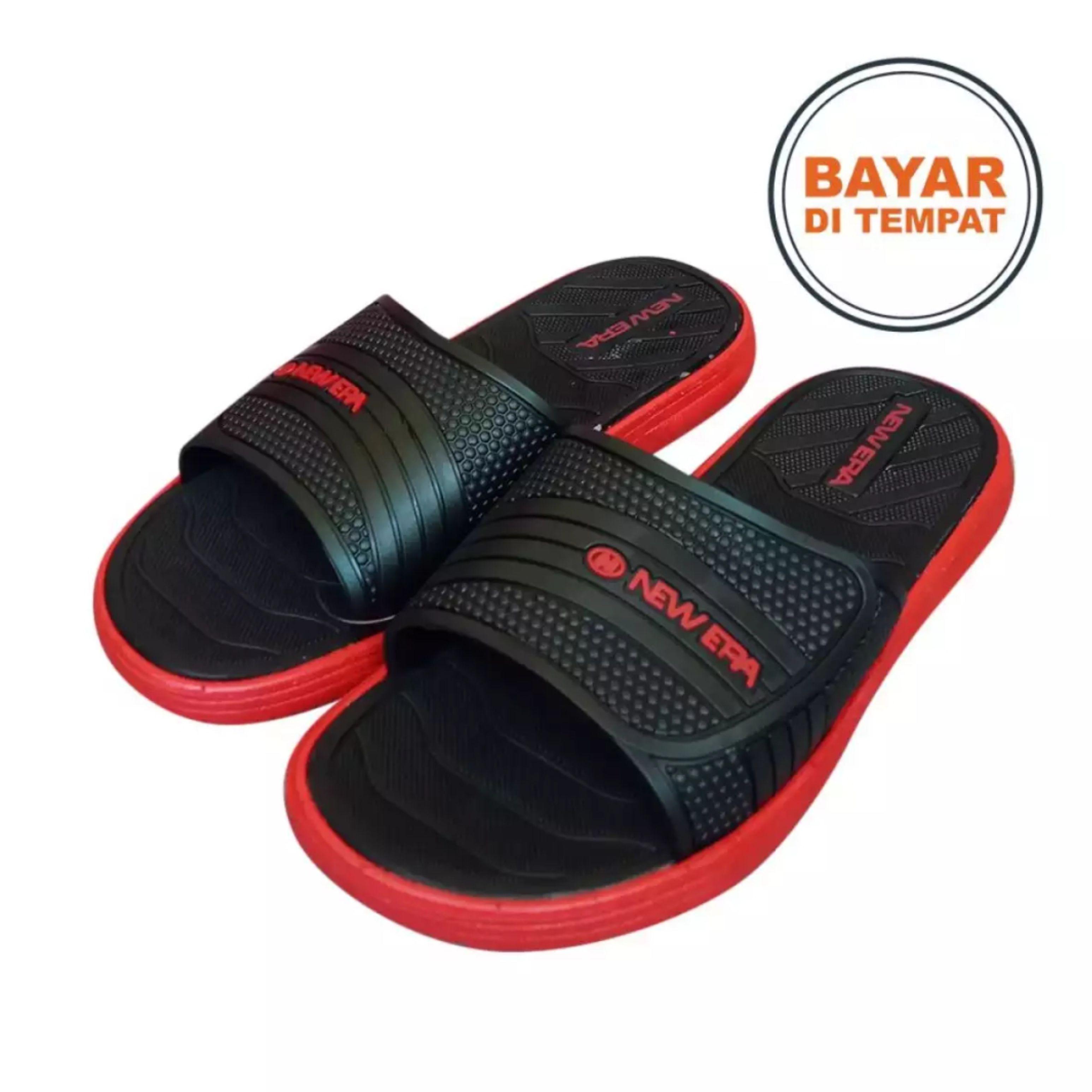 Jual Sandal Pria New Era Terbaru Lazada Co Id