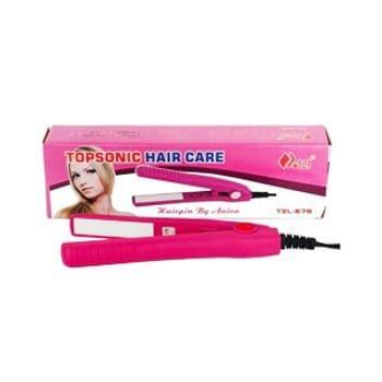 Beauty Lover Haidi Catok Pelurus Pengeriting Rambut Asli Mini Curly Hair  Wanita Catokan Portable Kecil Praktis 46d60bf4db
