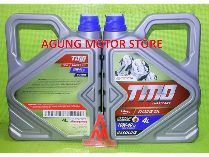 Oli Mesin Mobil Toyota Motor Oil 10W-40 (4L)