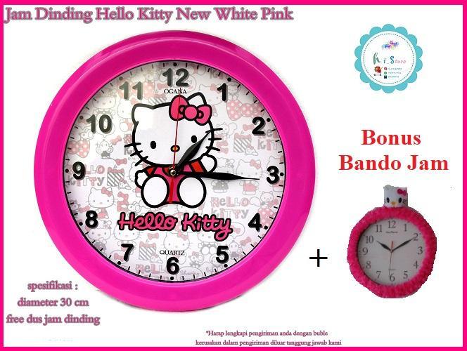 JAM DINDING HELLO KITTY GRATIS BANDO JAM 8c9e6fefc6