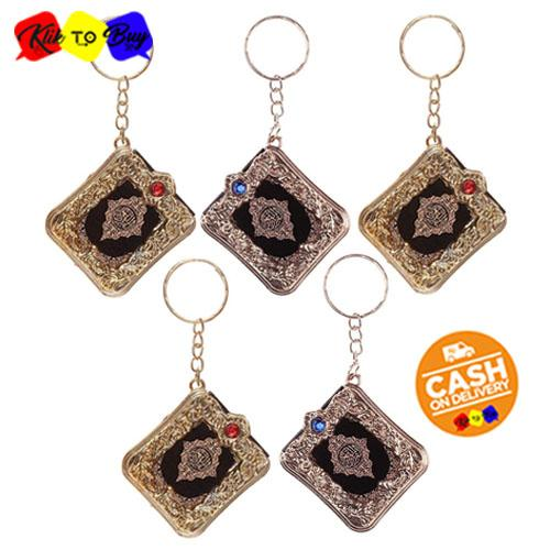 Ktb Gantungan Kunci Unik Al Quran Travel - Alquran Travel Mini Souvenir - 5 Pcs By Klik To Buy.