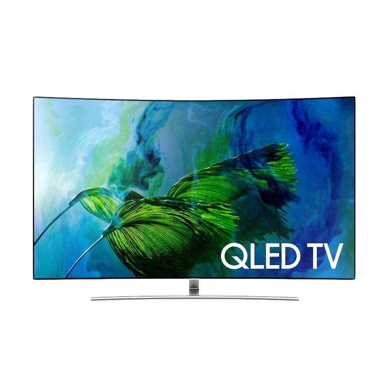 [RESMI] Samsung QA75Q8C Curved Smart QLED TV [75 Inch]
