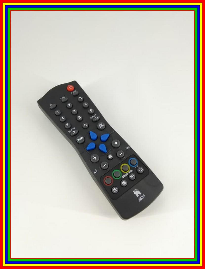 Remot Remote TV Philips Tabung 2835 Original Pabrik / Kw