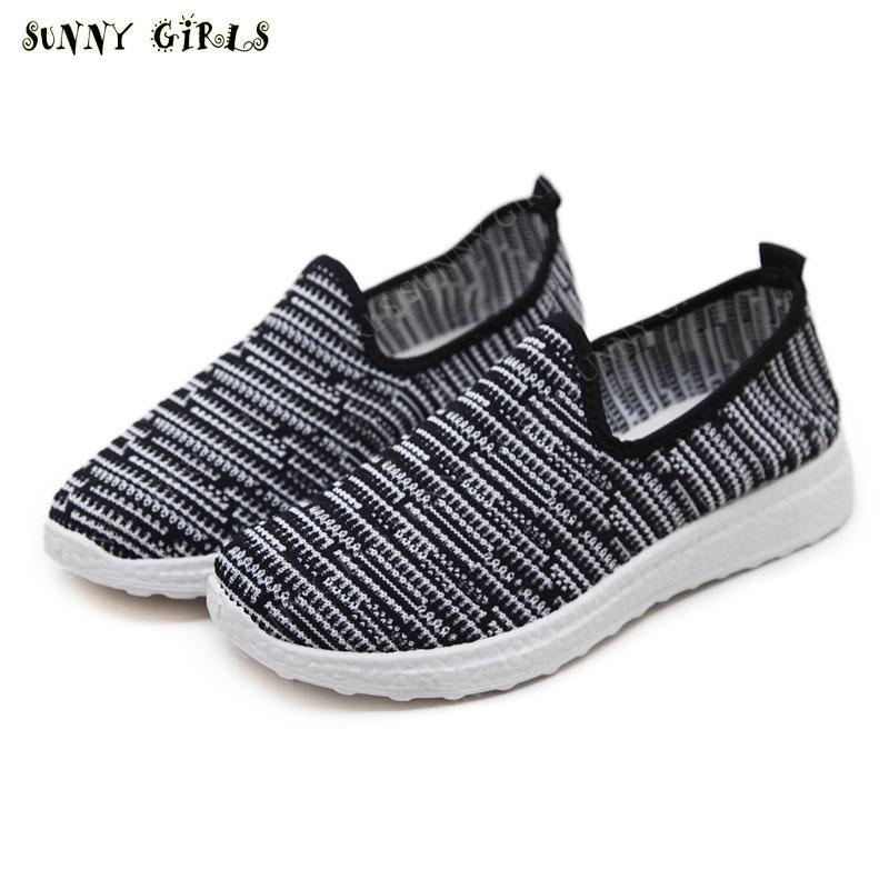 Sunny Girls Amalia Comfort Shoes - Sepatu Wanita Kasual - Sneakers Wanita Nyaman Dipakai