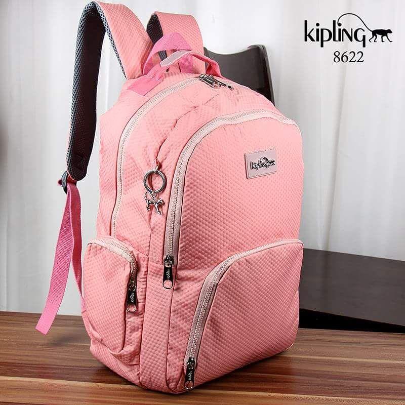 Backpack Ransel Kipling 8622 - Tas Fashion Wanita Bag Cewek Impor