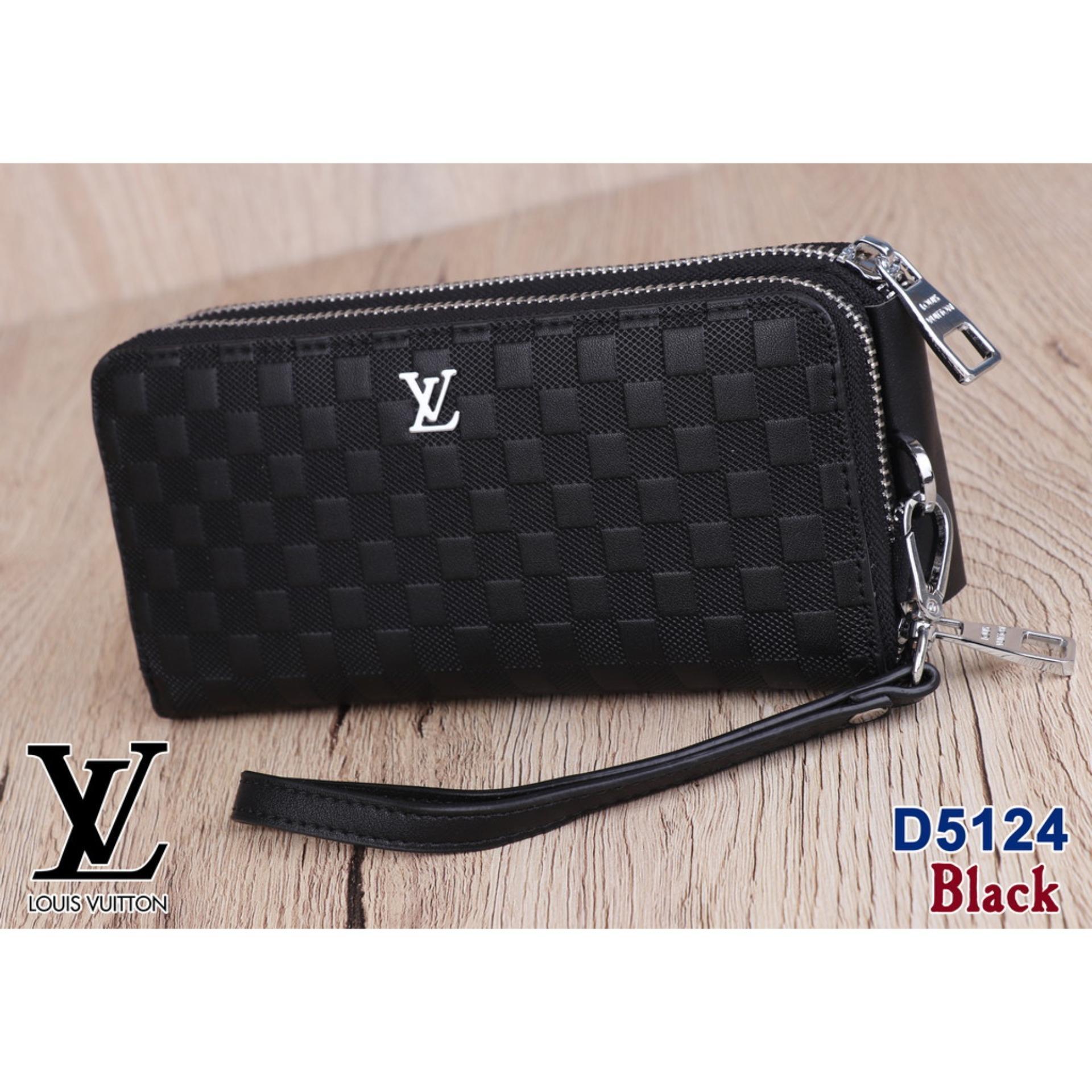 dea151553236 HandBag D5124 Kulit Emboss 2 Zipper Grosir Tas Wanita Bag Fashion Branded  Import Batam Berkualitas