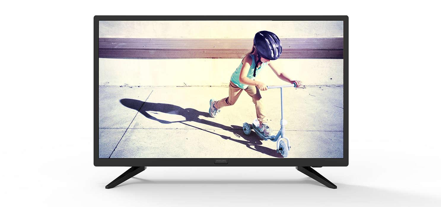 Philips 24PHA4003 LED TV 24 inch - KHUSUS JABODETABEK