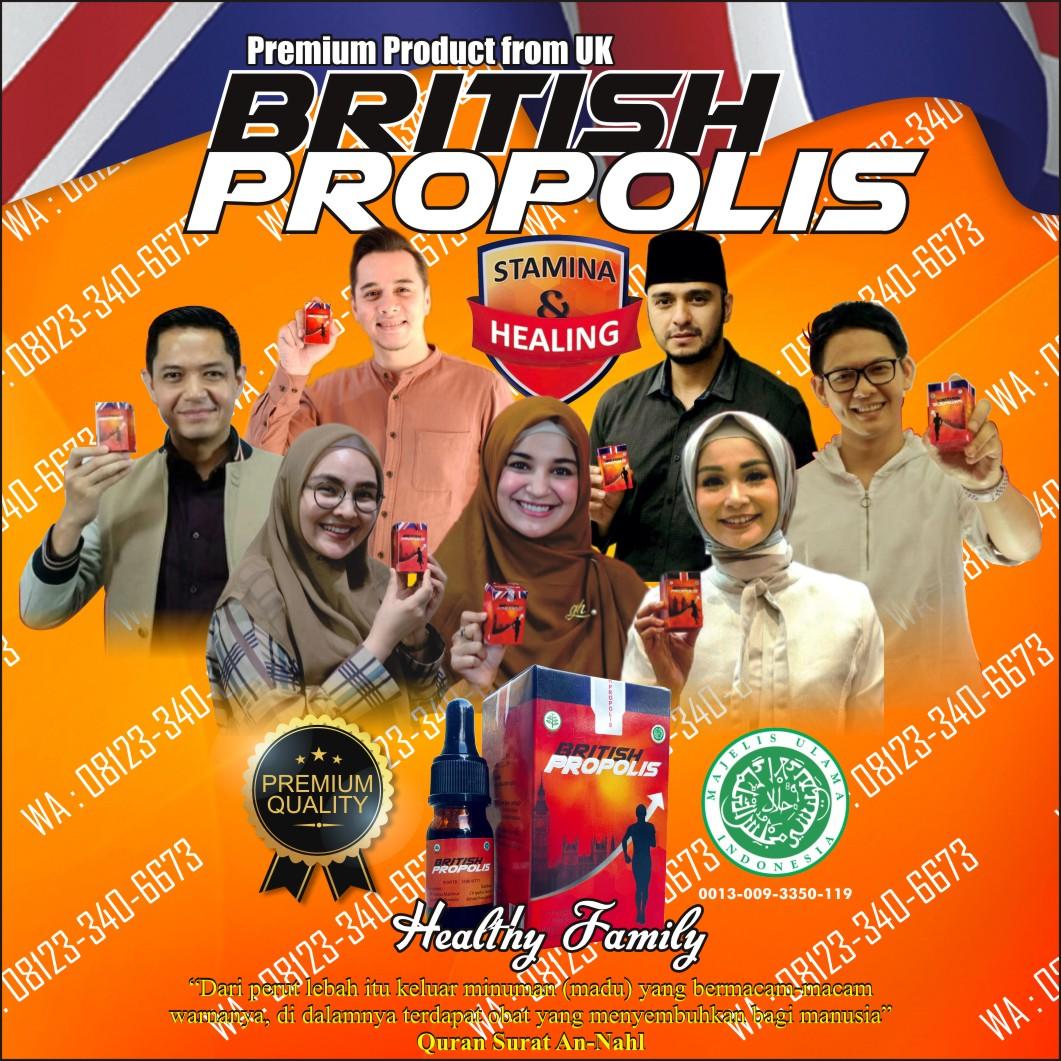 British Propolis Premium Suplemen From UK