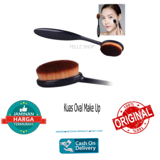 RGT-Kuas Oval Make Up Brush thumbnail