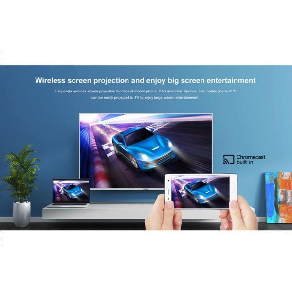 Changhong U75H9 4K UHD Smart TV LED TV [75 Inch]