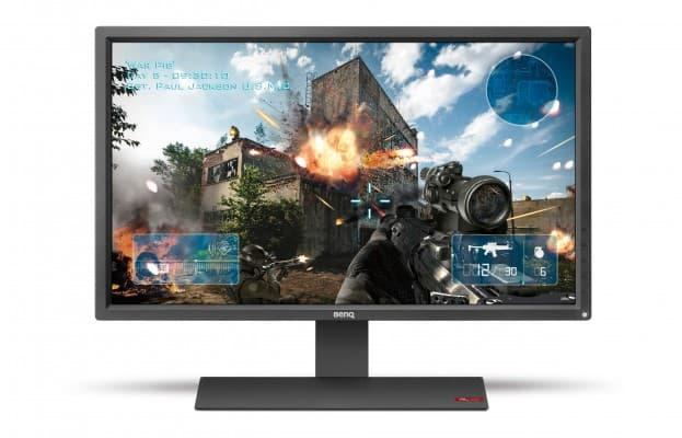Lcd Monitor Gaming LED BENQ Zowie RL2755 Console Gaming 2734 65hz