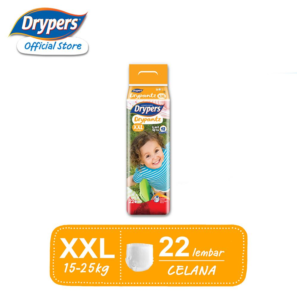 Drypers Drypantz Mini Jumbo XXL 22