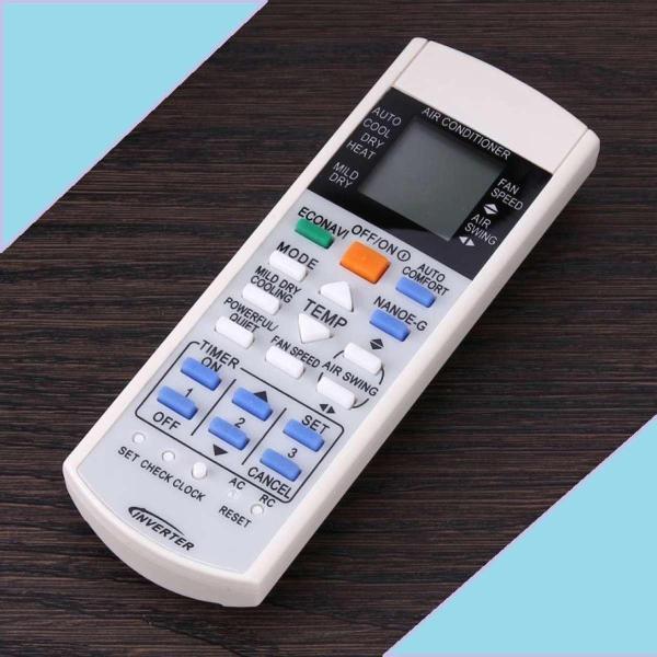 Remot/Remote AC Panasonic inverter original/ori/asli