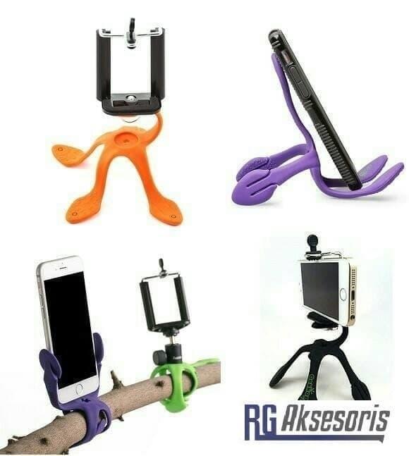 BEST SELLER BISA COD, Gekko Pod - Gekkopod - Flexible Pod - Geckopod Flexible Mini Tripod Harga Diskon, Promo Termurah, Bayar di Tempat - NOURISHH INDONESIA