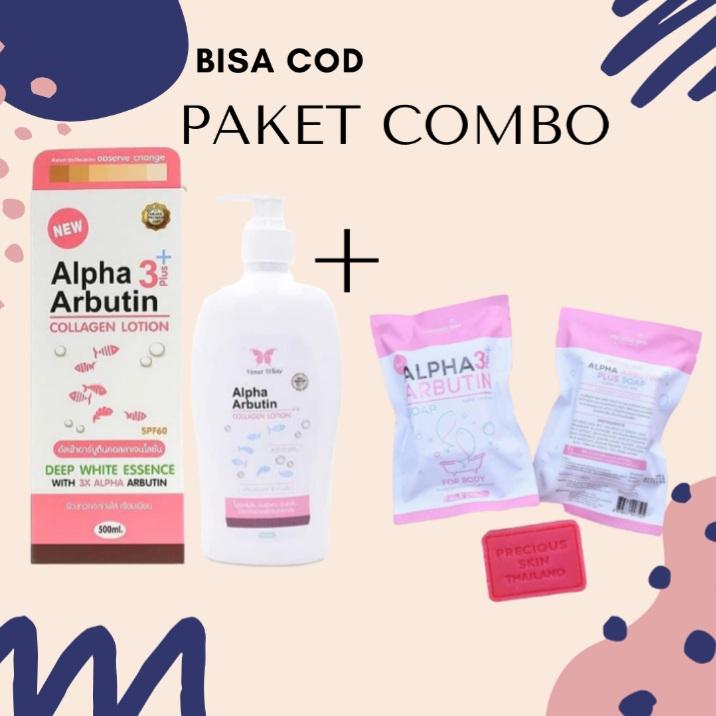 Alpha Arbutin 3 Plus Paket 2 In 1 Collagen Whitening Hand Body Lotion And Body Soap Hand Body Lotion Pemutih Handbody Pemutih Kulit Sabun Pemutih Badan Sabun Alpha Arbutin 3 Plus Lazada Indonesia