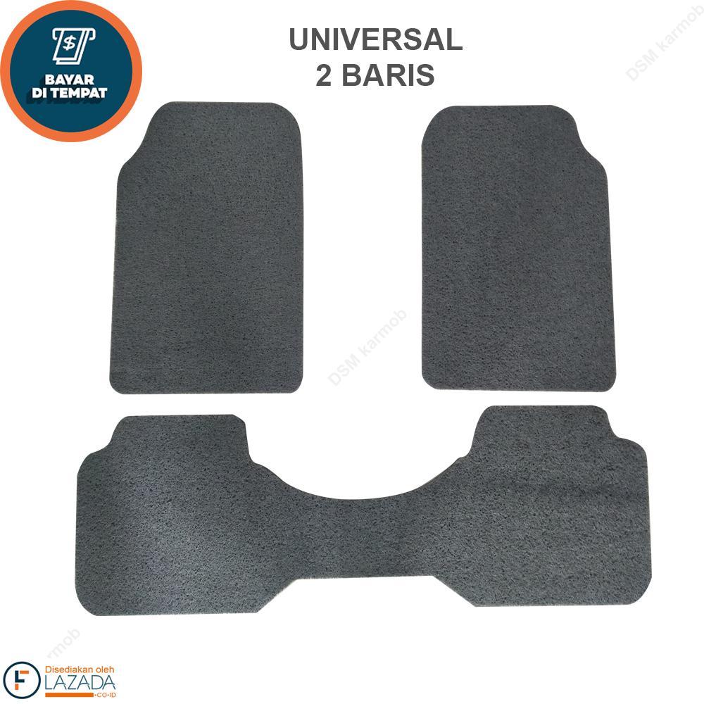 Karmob / Karpet Mobil Mie Universal - ABU ABU / Karpet Mobil Bihun / Aksesoris Mobil