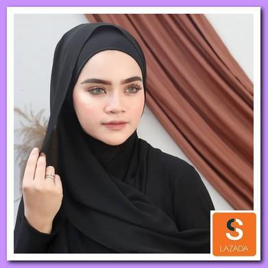 Jilbab / Hijab PASHMINA BABYDOLL Ceruty Import Premium - Kerudung Sabyan pasmina Ceruti hijab segi empat/hijab instan/hijab instan kekinian/hijab syari/hijab sport/kerudung pasmina/kerudung syari/kerudung bella square/jilbab pasmina/jilbab khimar
