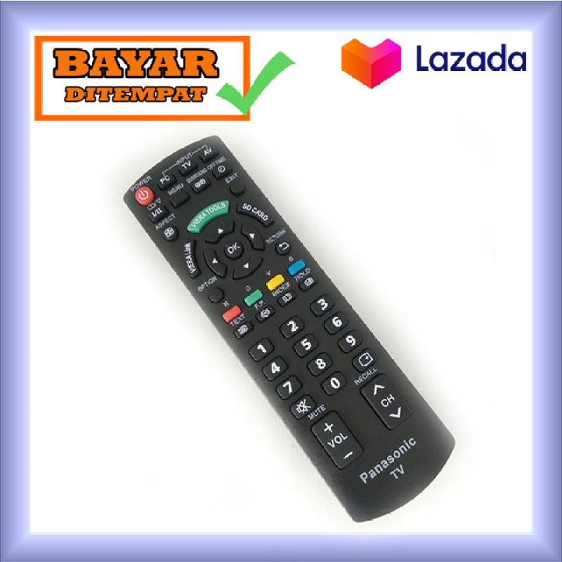 Remot TV LED / LCD PANASONIC Pendek di Jamin Konek Kw Super