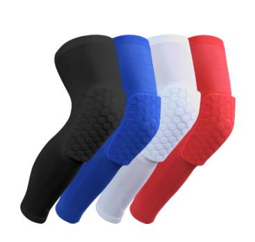 Enpor Knee Pad Leg Sleeve Pad Pelindung Lutut Untuk Training GYM Sepakbola Basket Baseball Olahraga Murah
