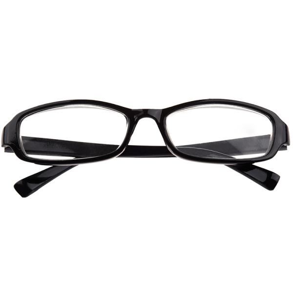 Giá bán Black Plastic Arms Full Frame Reading Glasses +3.50 for Men