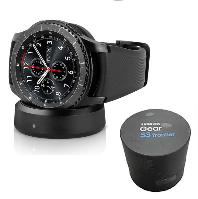Samsung Galaxy Gear S3 Frontier Space Gray SM-R760