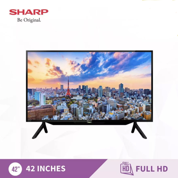 Sharp 42 Inch Full HD LED TV AQUOS 2T-C42BB1i