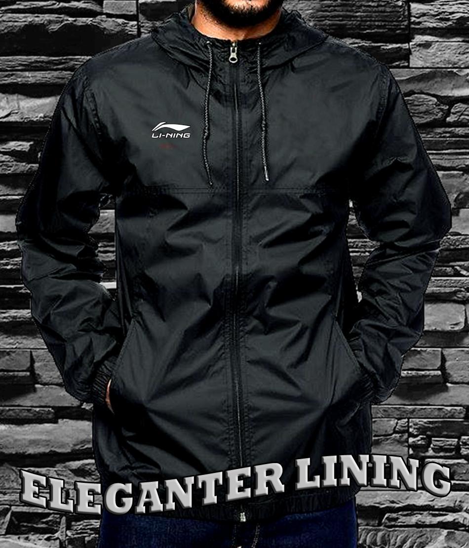 Jaket Lng Parasut Eleganter Waterproof/sport/hiking Cocok Buat Dipake Sehari Hari By Cikajangstore.
