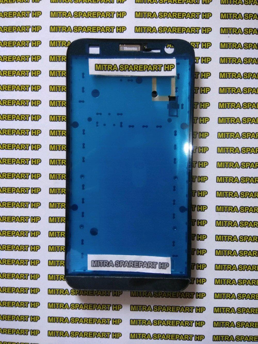 FRAME BEZEL TULANG TENGAH TATAKAN LCD ASUS ZENFONE 2 LASER 5.5 ZE550KL ORIGINAL