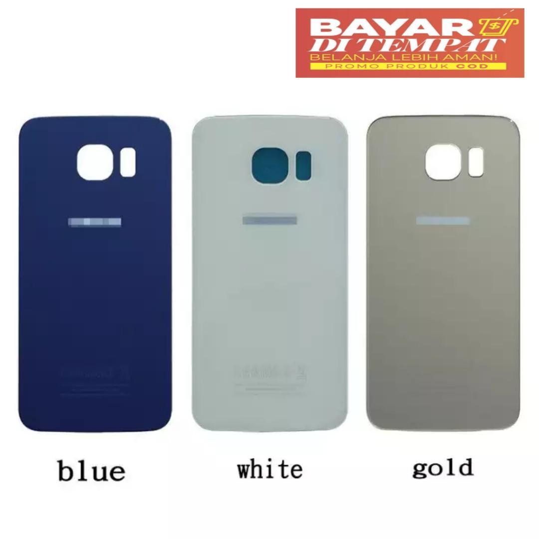 Back Cover Case Original for Samsung Galaxy S6 G920 Tutup Belakang
