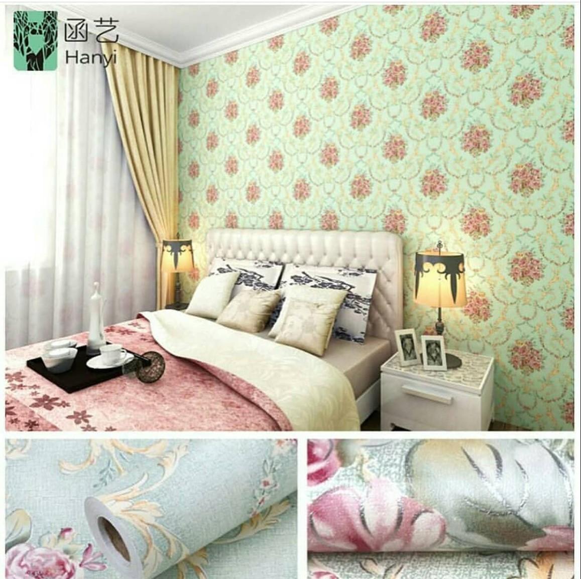 Cari Wallpaper Bunga Warna Tosca