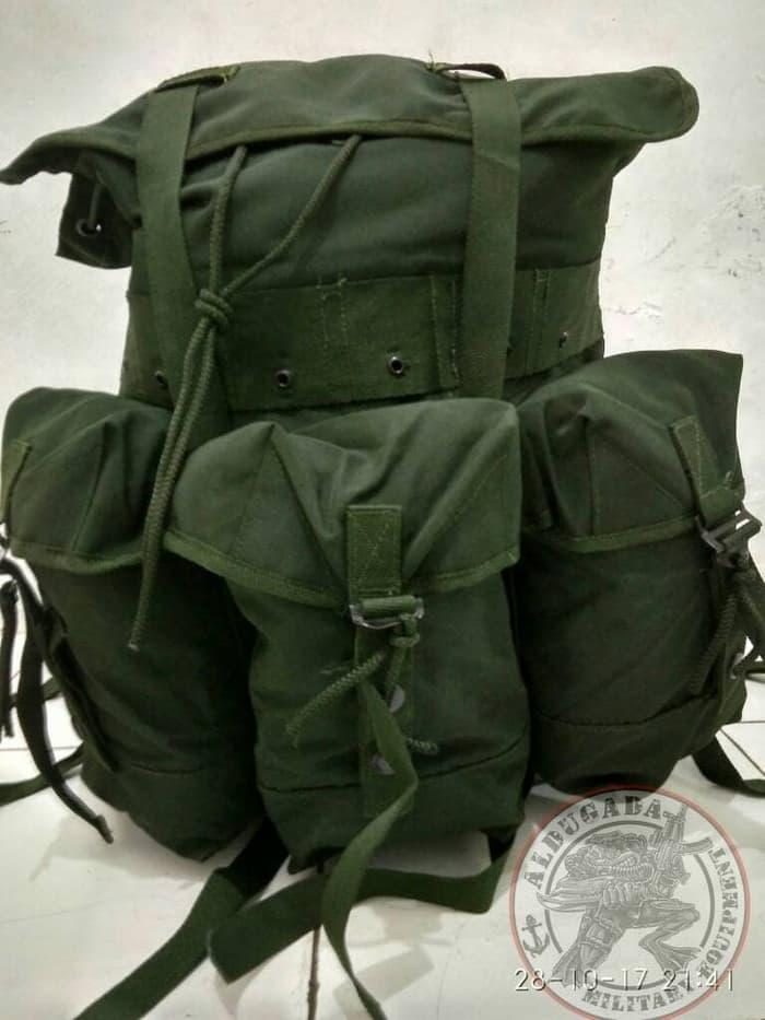 Ransel korea jatah TNI - ready stock