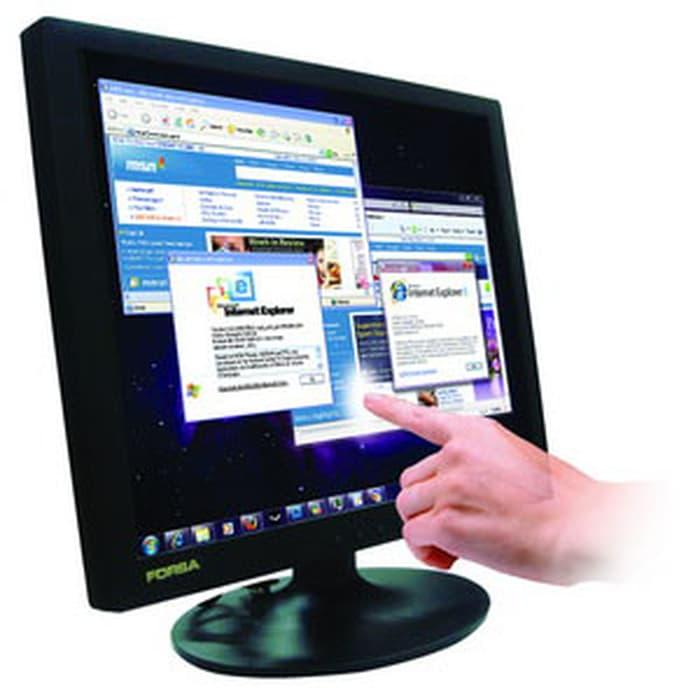 LCD MONITOR Touchscreen 17 inch FORSA